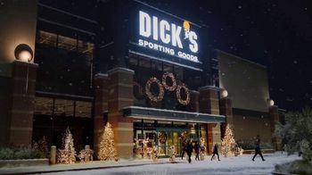 Dick's Sporting Goods TV Spot, 'Last-Minute Holiday Deals: Nike Fleece, Hydro Flasks, Coats & Shoes' - Thumbnail 1