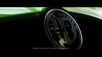 Alfa Romeo TV Spot, '6 Underground: Perfect' [T1] - Thumbnail 1
