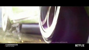 Alfa Romeo TV Spot, '6 Underground: Perfect' [T1] - Thumbnail 4