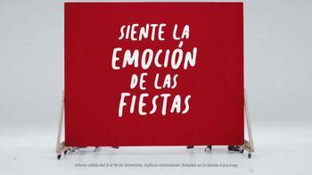 JCPenney Siente la Emoción de las Fiestas TV Spot, 'Vaqueros, joyería y aparatos pequeños' [Spanish] - 321 commercial airings