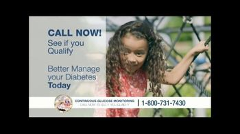 United States Medical Supply TV Spot, 'Continuous Glucose Monitor' - Thumbnail 2