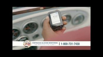 United States Medical Supply TV Spot, 'Continuous Glucose Monitor' - Thumbnail 3