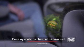 Febreze Car Vent Clips TV Spot, 'Brand Power: Stuffy or Stale' - Thumbnail 4