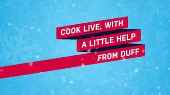 Food Network Kitchen App TV Spot, 'Win Your Cookie Competition' Featuring Duff Goldman - Thumbnail 1