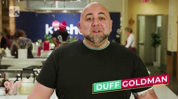 Food Network Kitchen App TV Spot, 'Win Your Cookie Competition' Featuring Duff Goldman - Thumbnail 5