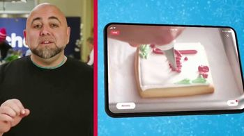 Food Network Kitchen App TV Spot, 'Win Your Cookie Competition' Featuring Duff Goldman - Thumbnail 7