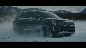 2020 Kia Telluride TV Spot, \'AWD With Snow Mode\' [T1]