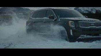 2020 Kia Telluride TV Spot, 'AWD With Snow Mode' [T1] - Thumbnail 2
