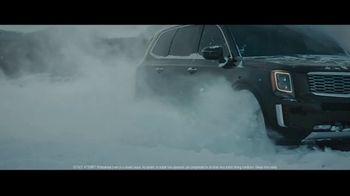 2020 Kia Telluride TV Spot, 'AWD With Snow Mode' [T1] - Thumbnail 3