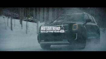 2020 Kia Telluride TV Spot, 'AWD With Snow Mode' [T1] - Thumbnail 7