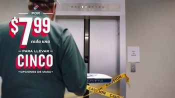Domino's TV Spot, 'Elevator' [Spanish] - Thumbnail 4