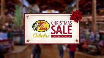 Bass Pro Shops Christmas Sale TV Spot, 'Vaults and Parkas' - Thumbnail 4