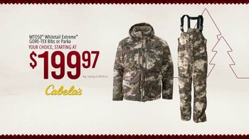 Bass Pro Shops Christmas Sale TV Spot, 'Vaults and Parkas' - Thumbnail 7