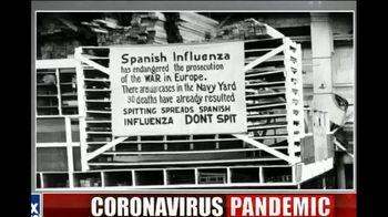 FOX Nation TV Spot, 'Pandemics' - Thumbnail 2