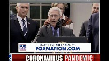 FOX Nation TV Spot, 'Pandemics' - Thumbnail 8