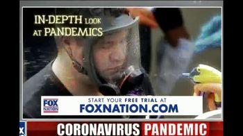 FOX Nation TV Spot, 'Pandemics' - Thumbnail 9