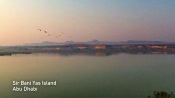 Abu Dhabi TV Spot, 'Sir Bani Yas island' - Thumbnail 1