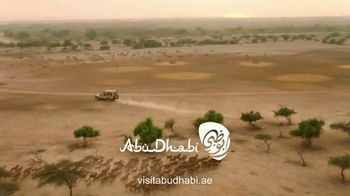 Abu Dhabi TV Spot, 'Sir Bani Yas island' - Thumbnail 9
