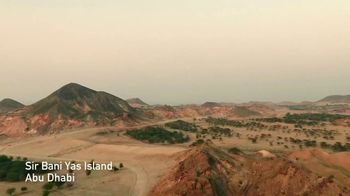 Abu Dhabi TV Spot, 'Sir Bani Yas island' - Thumbnail 2