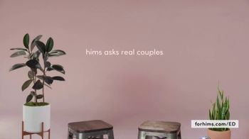 Hims TV Spot, 'Real Couples: In the Mood' - Thumbnail 1