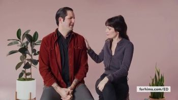 Hims TV Spot, 'Real Couples: In the Mood' - Thumbnail 5