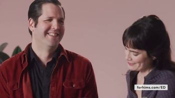 Hims TV Spot, 'Real Couples: In the Mood' - Thumbnail 6