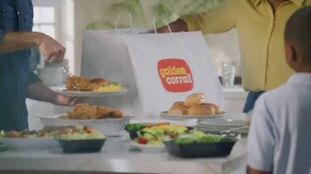 Golden Corral To Go TV Spot, 'All Your Favorites Delivered' - Thumbnail 1
