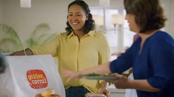 Golden Corral To Go TV Spot, 'All Your Favorites Delivered'