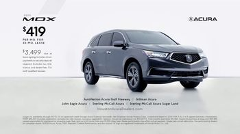 2020 Acura MDX TV Spot, 'Designed for Where You Drive: H-Town' Song by Lizzo [T2] - Thumbnail 9