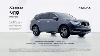 2020 Acura MDX TV Spot, 'Designed for Where You Drive: H-Town' Song by Lizzo [T2] - Thumbnail 8