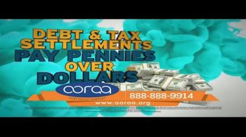 Ooraa Debt Relief Company TV Spot, 'Save Up to 60% on Your Debt' - Thumbnail 3
