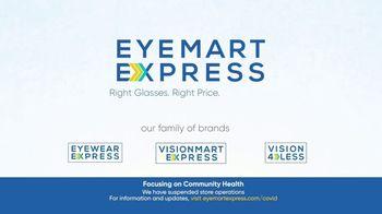 Eyemart Express TV Spot, 'Times of Uncertainty'