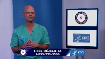Centers for Disease Control and Prevention TV Spot, 'Univision: fumar' con Dr. Juan Rivera [Spanish] - Thumbnail 6