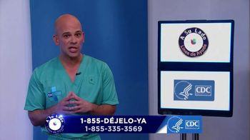 Centers for Disease Control and Prevention TV Spot, 'Univision: fumar' con Dr. Juan Rivera [Spanish] - Thumbnail 2