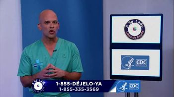 Centers for Disease Control and Prevention TV Spot, 'Univision: fumar' con Dr. Juan Rivera [Spanish] - Thumbnail 3