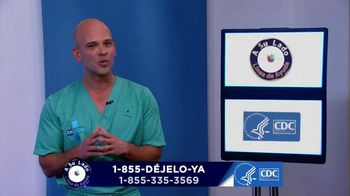 Centers for Disease Control and Prevention TV Spot, 'Univision: fumar' con Dr. Juan Rivera [Spanish] - Thumbnail 5