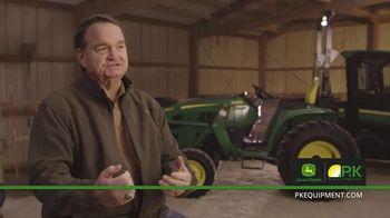 P&K Equipment TV Spot, 'George: John Deere 3025E Platinum Package' - Thumbnail 3