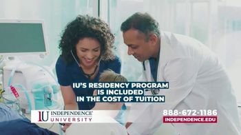 Independence University TV Spot, 'Earn Your Medical Assisting Degree Online!'