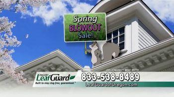 LeafGuard of Oregon Spring Blowout Sale TV Spot, 'Spring Showers' - Thumbnail 6