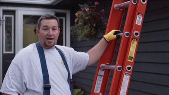 Midwest LeafGuard TV Spot, 'Climbing the Ladder' - Thumbnail 9