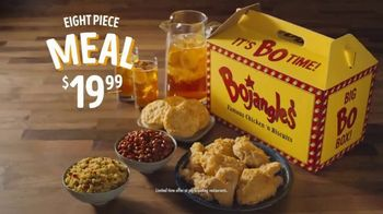 Bojangles' TV Spot, 'Drive Thru: Eight Piece Meal' - Thumbnail 7