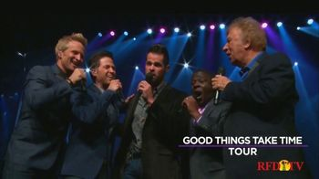 Gaither Vocal Band Good Things Take Time Tour TV Spot, 'Coming to a City Near You' - Thumbnail 3