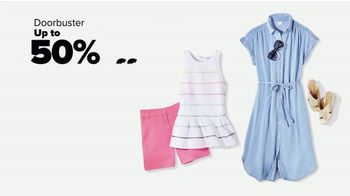 Belk One Day Sale TV Spot, 'Women's Apparel, Jewelry and Sneakers' - Thumbnail 4
