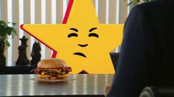 Carl's Jr. Spicy Western Bacon Cheeseburger TV Spot, 'Mediation' - Thumbnail 6