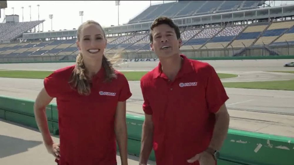 Toyota Camry TV Commercial, 'USA Road Trip: Kentucky Speedway' [T2]