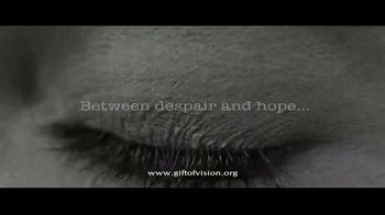 Sankara Eye Foundation USA TV Spot, 'You Can Make a Difference' - Thumbnail 3