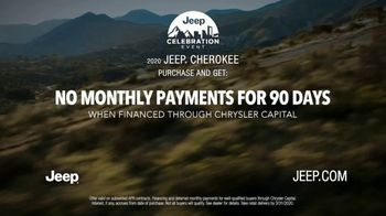 Jeep Celebration Event TV Spot, 'Something Worth Celebrating' Song by Old Dominion [T2] - Thumbnail 5