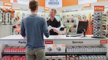 STIHL TV Spot, \'Not Sold at Lowe\'s or The Home Depot\' Song by Sacha James Collisson