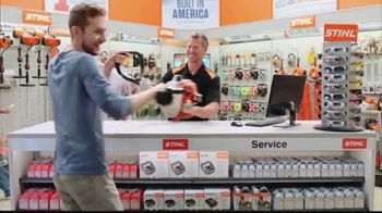 STIHL TV Spot, 'Not Sold at Lowe's or The Home Depot' Song by Sacha James Collisson - Thumbnail 2