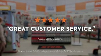 STIHL TV Spot, 'Not Sold at Lowe's or The Home Depot' Song by Sacha James Collisson - Thumbnail 4